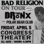Riot Fest Presents:  Bad Religion with The Bronx and Polar Bear Club