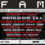 Assassin Ent x Free Agent Management DJ Showcase (Free w/ RSVP on Do512)