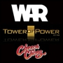  WAR, Cheech &amp; Chong, Tower of Power