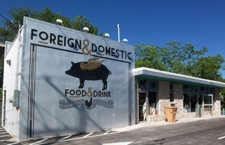 Austin Restaurant Week: Foreign &amp; Domestic