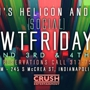 WTFridays with DJ Gabby Love and Helicon