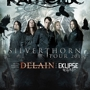 Silverthorn Tour 2013 featuring Kamelot, with Delain, Eklipse