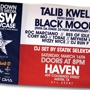 Duck Down &amp; Javotti Media present Talib Kweli w/ Black Moon