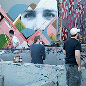 ReCREATE ATX - Street Art &amp; Silent Disco