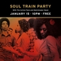  The Action Pack Presents: Free Soul Train Party 