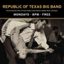Republic of Texas Big Band Nite