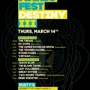 Sideways Media, Tallest Man Records & Tijuana Gift Shop present: Manic Fest Destiny III (Free w/ RSVP on Do512)