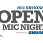 SHURE Presents: Open Mic Night - Hosted by Scott Schaefer