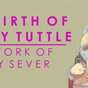 """The Birth of Stussy Tuttle""  by Cory Sever"
