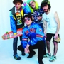 8bitSF PRESENTS ANAMANAGUCHI, Chrome Sparks, Pale Blue Dot