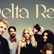 KGSR Presents Delta Rae with Jillette Johnson, The Saint Johns
