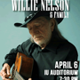New Covenant Presents Willie Nelson & Family w/ Pegi Young