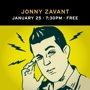  Jonny Zavant Live at the Highball