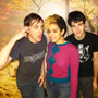 The Thermals with Bare Mutants
