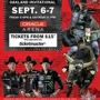 Professional Bull Riders Built Ford Tough Series