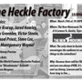 The Heckle Factory