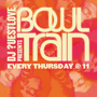 DJ ?uestlove Presents: Bowl Train