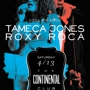 Tameca Jones & ROXY ROCA - SOUL ON SoCo