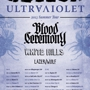  Kylesa, with Blood Ceremony, White Hills, Lazer/Wulf