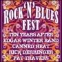  Rock N' Blues Fest featuring Ten Years After, Edgar Winter Band, Canned Heat, Rick Derringer, Pat Travers