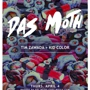 Stardust Presents: Peech Fuzz- Das Moth (Japan), Kid Color, Tim Zawada