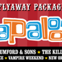  Lollapalooza Festival Flyaway