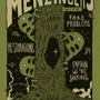 THE MENZINGERS w/Fake Problems, Restorations, Captain We're Sinking