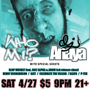 Who M I? DJ Anaya, Slop Musket feat. Joey Alpha  & Anom, Kenny Richardson, GJet, Celebrate The Villain, Salvo, P-Tek