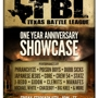  Texas Battle League 1 Year Anniversary Showcase