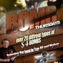 Bomb Thursdays: 20+ different types of $4 bombs