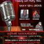 The 2nd Annual Mother's Day Comedy and Poetry Show