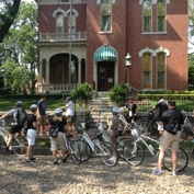 Indianapolis Cultural Trail, Districts & Historic Neighborhoods Bike Tour