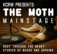 KCRW Presents: The Moth Mainstage
