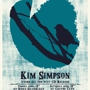 Kim Simpson cd release with David Dondero and Seth Sherman