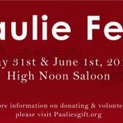 High Noon Saloon presents: Paulie Fest, Solid Gold, All Tiny Creatures, Lorenzo's Music, Cowboy Winter