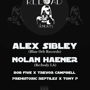  Alex Sibley, Nolan Haener, Bob Five, Trev Campbell, Prehistoric Reptiles, Tony P