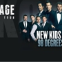 The Package North American Tour: New Kids on the Block, 98 Degrees, Boyz II Men