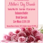 Mother's Day Brunch Special