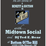  Midtown Social, Ray Vaughn, DJ Ted Bagel Radio