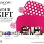  Exclusive Lancome Makeup Event