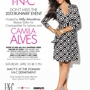 Camila Alves-McConaughey Hosts a Macy's I.N.C. Fashion Show and Shopping Party at Macy's at The Domain