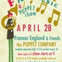A Benefit for the Sunset Coop Nursery School, with SEAN POWERS SHADOW PUPPETS, Surprise Musical Guests!