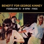  Benefit for George Kinney