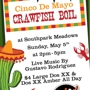 Cinco De Mayo Crawfish Boil