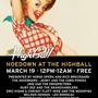  Hoe Down at the Highball (Free w/ RSVP on Do512)