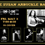  The Susan Arbuckle Band plays One-2-One Bar