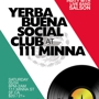 Presented by DJ HONG + DG PRODUCTIONS + JLUIS MUSICA Yerba Buena Social Club | Cinco de Mayo