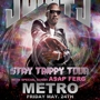1833 Presents: JUICY J - Stay Trippy Tour with A$AP FERG