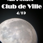 Ali Holder at Club de Ville