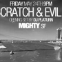 DJ Scratch (NYC | EPMD) & DJ Evil Dee (Black Moon | Beatminerz | NYC) :: SAT - 5/24